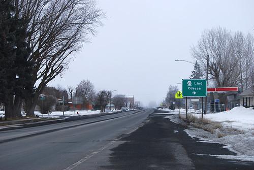 US 2 @ SR 21 southward