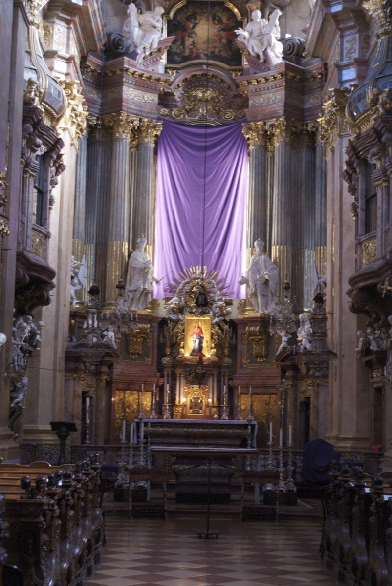 Peterskirche Vienna Picturesphotos