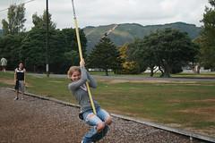 Bailey. (chrisjtse) Tags: family friends fun play wellington flyingfox avalonpark playgroundcrawl