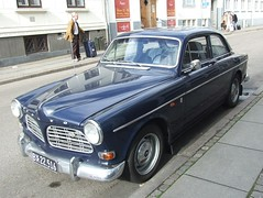Volvo Amazon (perryolf) Tags: blue volvo amazon volvoamazon volvo121 fotoperryolf