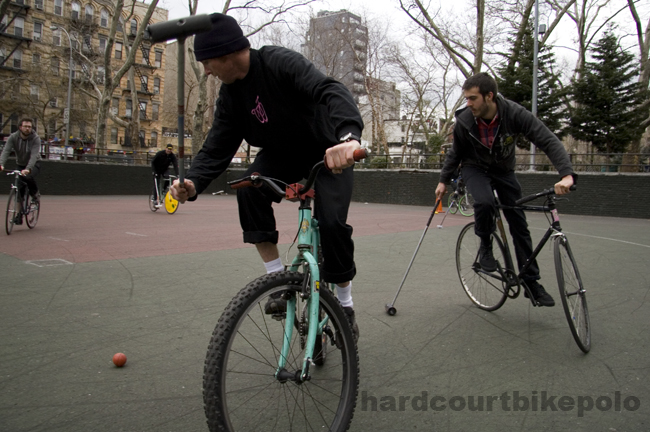 bike polo hardcourt hard court<br /> bicycle doug d<br /> hardcourtbikepolo