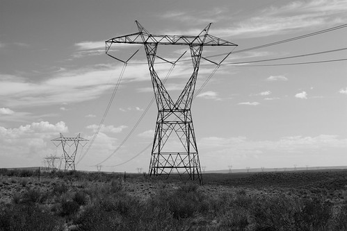 High Tension Wires | Myday Myinterests Photoblog High Tension Towers And Wires