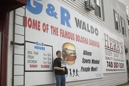G&R Tavern, Waldo OH
