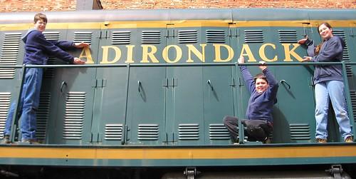 Adirondack Railway
