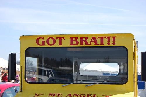 Got Brat!!