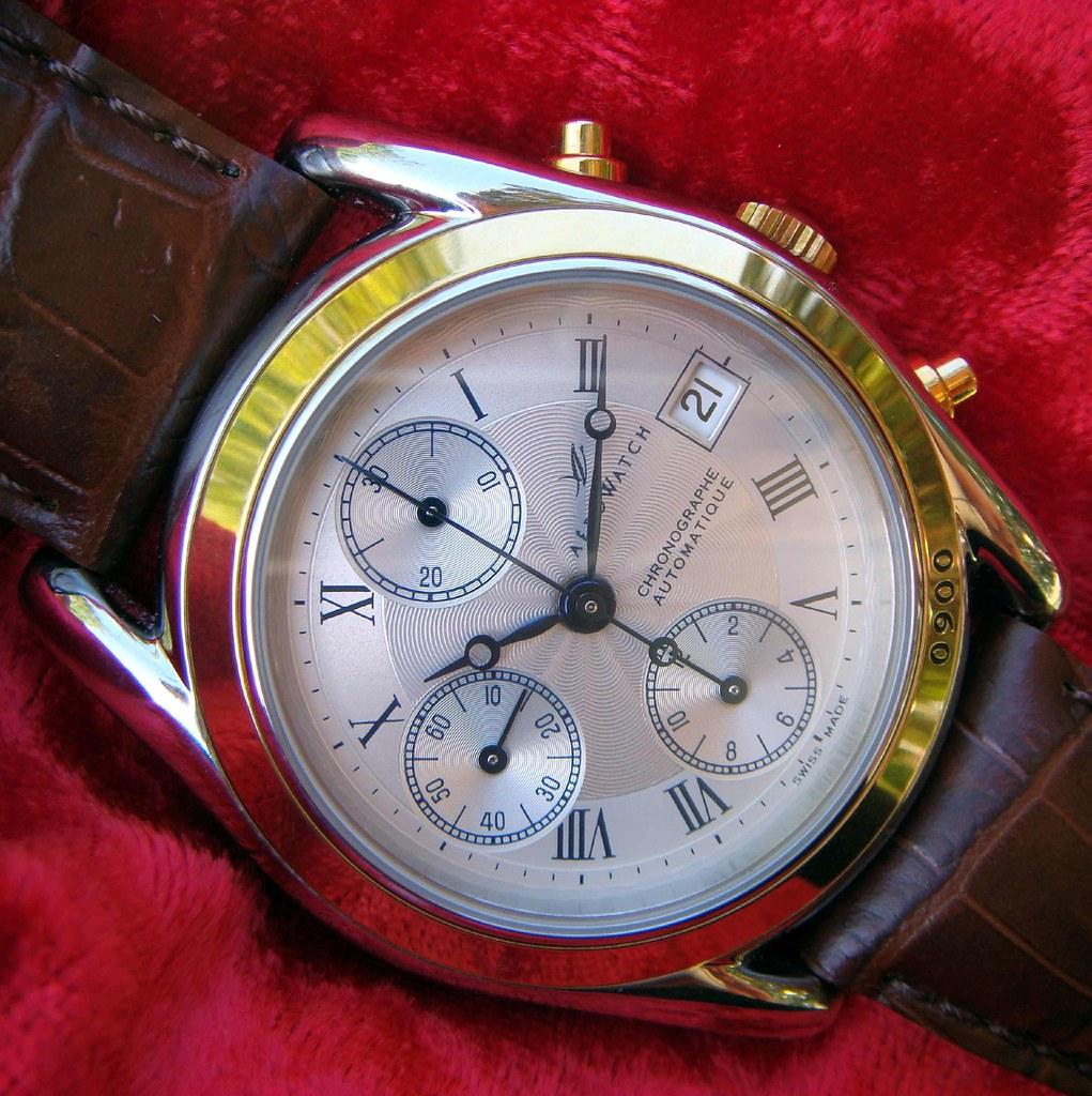 Aerowatch Swiss Chronograph