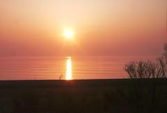 Snettisham sunset 003