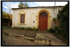 House in Evrychou village/    (-Filippos-) Tags: old house architecture traditional wide cyprus 5d preserved  19mm    92007