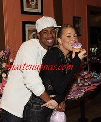 mariah carey and nick cannon six flags pictures