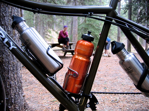 Stainless Steel Water Bottles Bike Forums