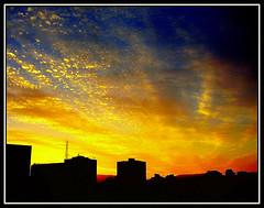 °° The Sky Is A Canvas °° (~ Seba ~) Tags: chile santiago sunset sky sun clouds spider bravo chapeau soe magichour seba sebastián themoulinrouge firstquality artedechile artechileno anawesomeshot cameradeourobrasil aplusphoto diamondclassphotographer theunforgettablepictures goldstaraward thegreatshooter flickrlovers peachofashot magicdonkeysbest thetowerofpriapus fotografíachilena fotógrafoschilenos