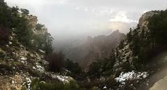The Grand Canyon in the Winter (Andrew Aliferis) Tags: grand canyon arizona winter andrew andy aga aliferis panorama hdri tonemapped