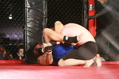 Battle FC Bushido 011 (icantcu) Tags: sport virginia fight mixed martial arts battle cage event match combat fc fredericksburg amateur mma bushido