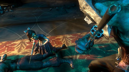 BioShock 2 E3 Screenshot 2.bmp