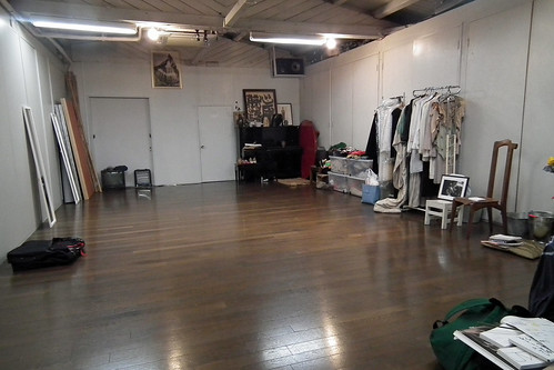 Kazuo Ohno Dance Studio (Yokohama, 2011)