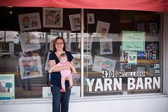 Yarn Barn (jen.barnes) Tags: sanantonio stash texas yarn 2007 yarnshop yarnbarn yarncrawl ravelry yarnshophop