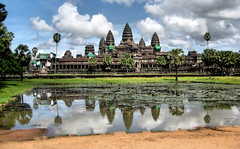 Angkor Wat Panoramic