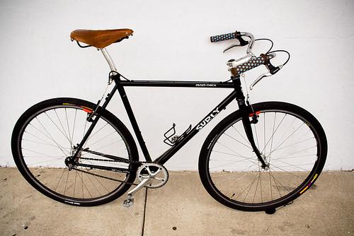 Meet the Twins: Home Bike