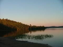 Canada (Parc Algonquin) (Vince Arno) Tags: ontario canada nature soir parc
