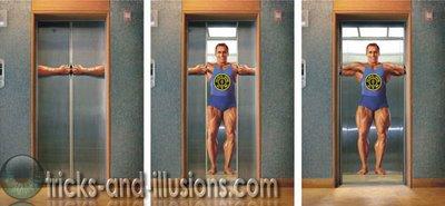 エレベーター広告1