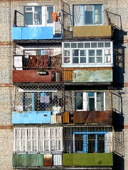 Russian Urban Colors