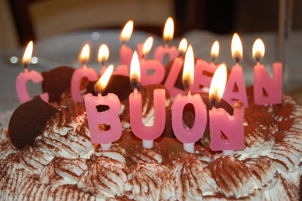 Buon Compleanno - album di ...Alba...