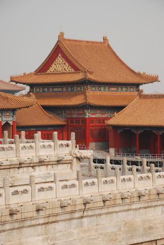 Pekin - Cite Interdite & Tienanmen (21) [480]