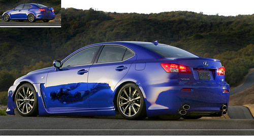 lexus vmod - Tuning idea