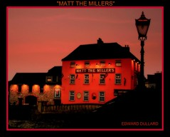 """MATT THE MILLERS"" KILKENNY, IRELAND. (Edward Dullard Photography. Kilkenny, Ireland.) Tags: kilkenny ireland irish bar pub drink photographic eire guinness alcohol emeraldisle irlanda irlande craic ierland smrgsbord smithwicks dullard supershot aplusphoto diamondclassphotographer flickrdiamond onlythebestare edwarddullard colourartaward theperfectphotographer mattthemillers flickrestrellas societyedward"