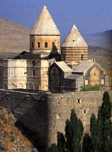 Alexanyan님이 촬영한 St.Thaddeus Armenian Orthodox Monastery from Iran / Սուրբ Թադէոս վանք.