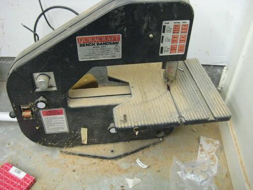 Is This Duracraft Bandsaw Worth Saving By Gizmodyne