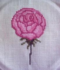 rose nr 9 von kreuzstich und co