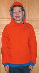 Ottobre 4-2007-26 hoodie sweatshirt (MelissaB in Washington) Tags: orange hoodie 26 top zipper sweatshirt 0407 042007