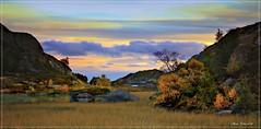 Landscape from Flakstad, Lofoten (steinliland) Tags: autumn sky fall water hills breathtaking lofotenislands anawesomeshot diamondclassphotographer onlythebestare