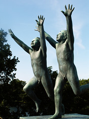 Oslo - Vigelandsparken