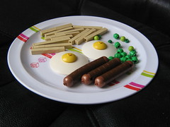 Yum yum (Legoloverman) Tags: food lego
