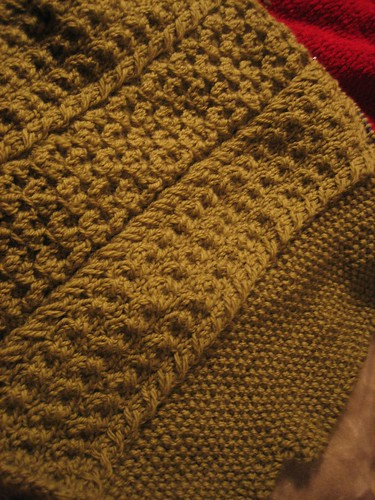 080201. three penny sweater in the works.