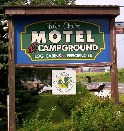 Lake Chalet Campground, Bridgewater : New York Traveler net