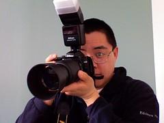 Slackershot : Nikon D40 accessorized