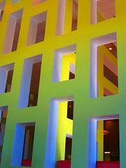 L@@p (phrostart) Tags: wall interior holes rectangles artlegacy