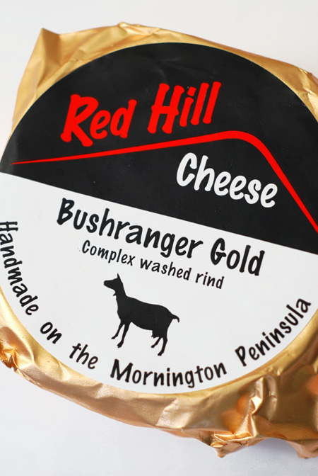 red hill bushranger gold ©