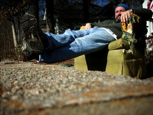 yard sale - february 9, 2008