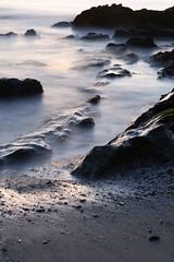 Moss Point (khanna0714) Tags: ocean beach water rock rocks laguna lagunabeach naturesfinest fluidity