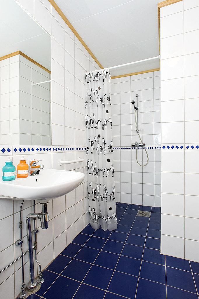 Lachmannsvei 39C - guest bathroom/gjestebad