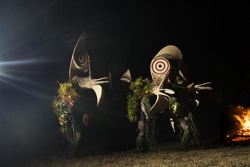 fire dancers png papuanewguinea rabaul kokopo eastnewbritain baining gfapng rabaulyachtclub
