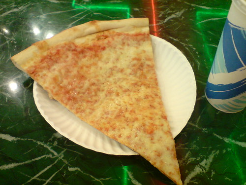 Pizza Month, day 8 (#1): Famous Original Ray's