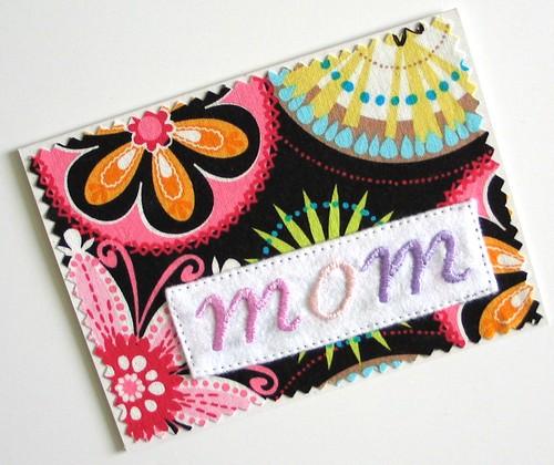 mom: flowers