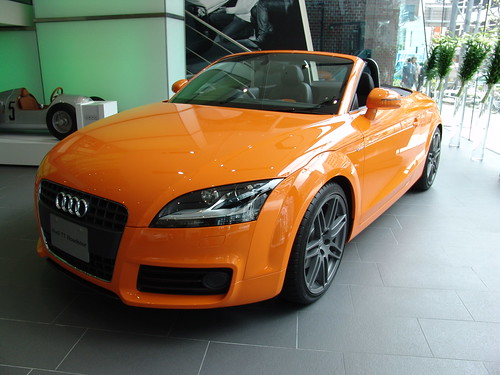 "Audi TT S Line ""Black Edition"""