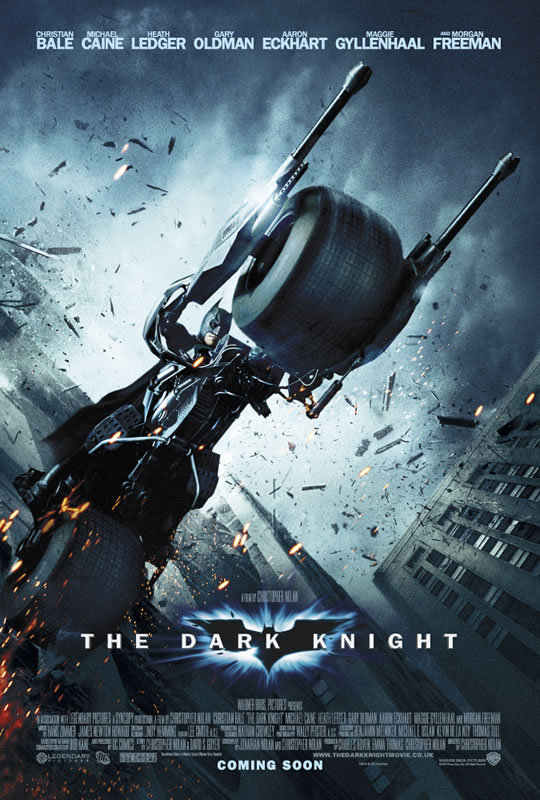 Batman the Dark Knight Int. Poster 4