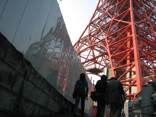 Heading to Tokyo Tower 3